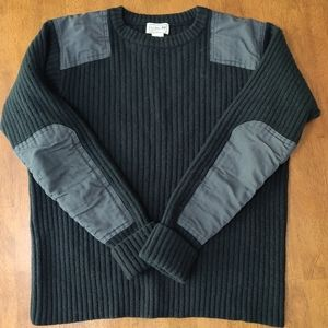 L.L. Bean Commando Reinforced Sweater